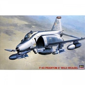 Hasegawa F-4G with One Piece Canopy Model Kit