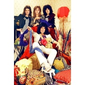 Queen Band Maxi Poster