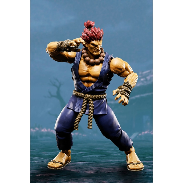 Akuma (Street Fighter) Bandai Tamashii Nations SH Figuarts Figure