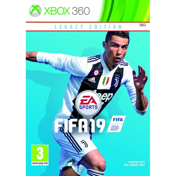 Ex-Display FIFA 19 Legacy Edition Xbox 360 Game Used - Like New