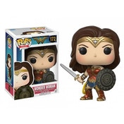 Wonder Woman (Wonder Woman) Funko Pop! Vinyl Figure