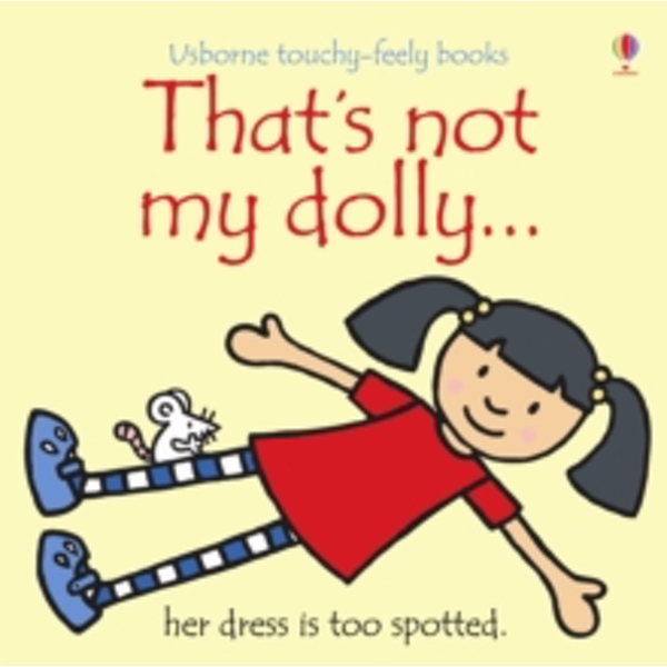 That's Not My Dolly by Fiona Watt (Board book, 2012)
