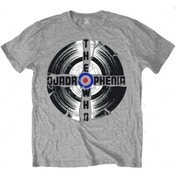 The Who Quadrophenia Grey Mens TShirt Size: Large