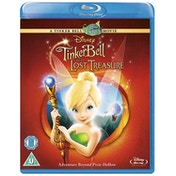 Tinker Bell and the Lost Treasure Blu-ray