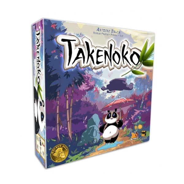 Takenoko (Refresh Edition) Board Game - Image 1
