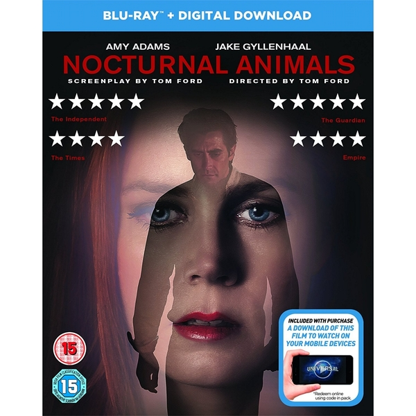 Nocturnal Animals Blu-ray   Digital Download