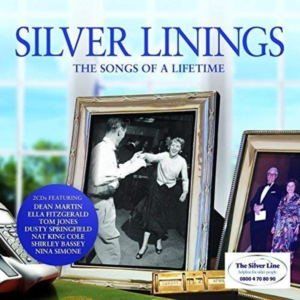 Silver Linings - The Songs Of A Lifetime CD