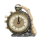 About Time Skeleton Clock