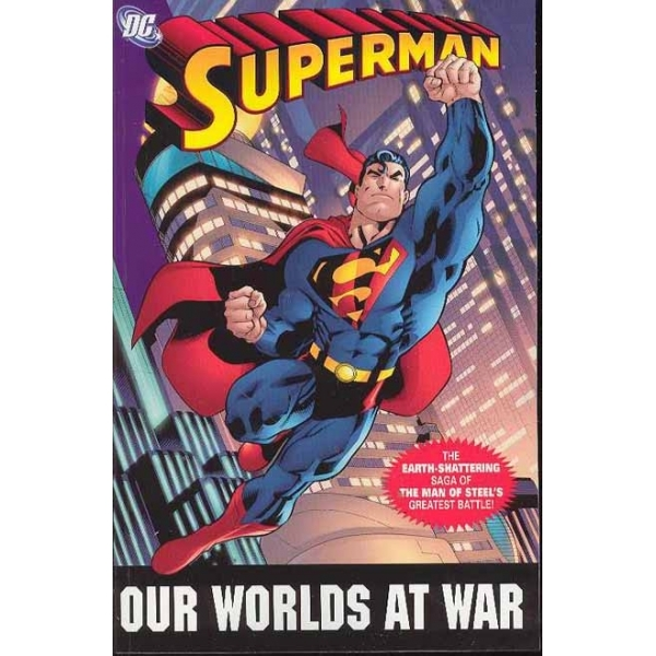Superman Our Worlds At War Complete Edition by Jeph Loeb (Paperback, 2006)