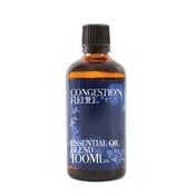 Mystic Moments Congestion Relief - Essential Oil Blends 100ml