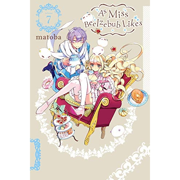 As Miss Beelzebub Likes, Vol. 7