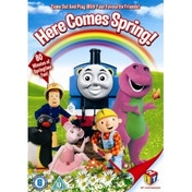 HiT Favourites Here Comes Spring! DVD