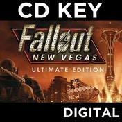 Fallout New Vegas Ultimate Edition PC CD Key Download for Steam