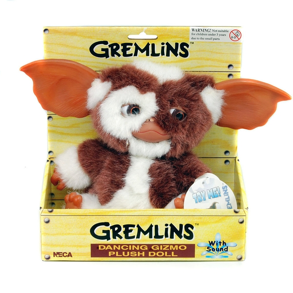 Gremlins Gizmo Dancing Plush With Sound - Image 1