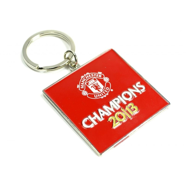 Man UTD Champions 2013 Keyring Collectors Edition