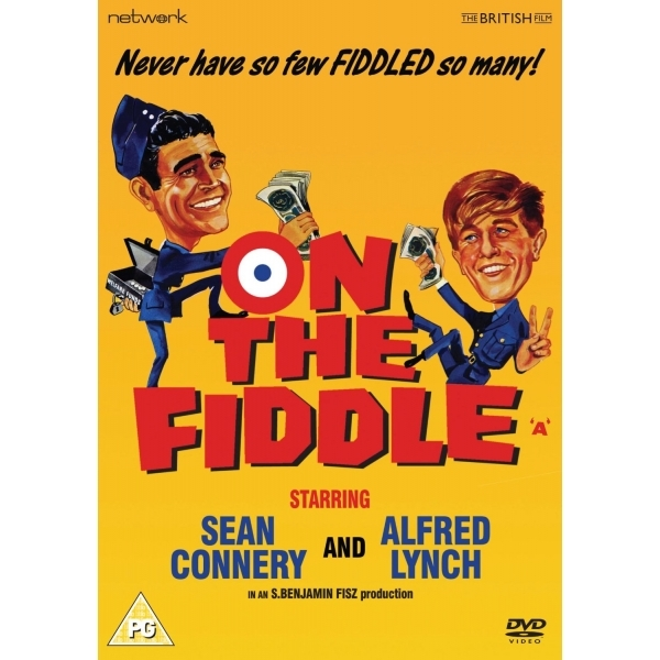 On the Fiddle DVD