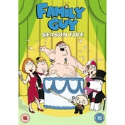 Family Guy - Season 5 DVD