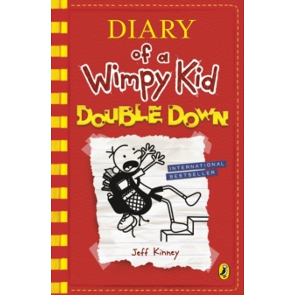 Diary of a Wimpy Kid: Double Down (Diary of a Wimpy Kid Book 11) Paperback