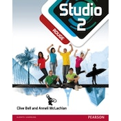 Studio 2 rouge Pupil Book by Clive Bell, Anneli McLachlan (Paperback, 2011)