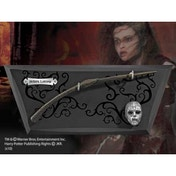 Harry Potter - Bellatrix Wand with Wall Display and Mini Mask