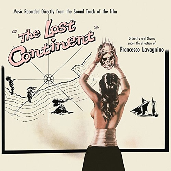 Angelo Lavagnino - The Lost Continent Vinyl