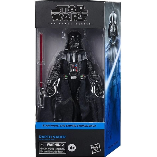 Darth Vader (Star Wars) Black Series The Empire Strikes Action Figure