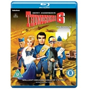 Thunderbirds 6 The Movie Blu-ray