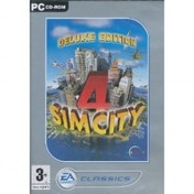 Sim City 4 Deluxe Edition Game (Classics) PC