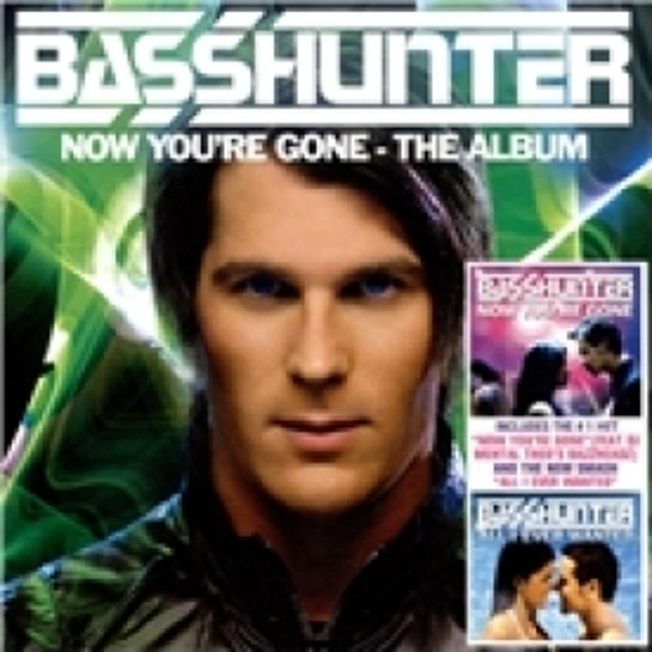 Basshunter Now You're Gone CD