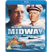 The Battle Of Midway Blu-ray