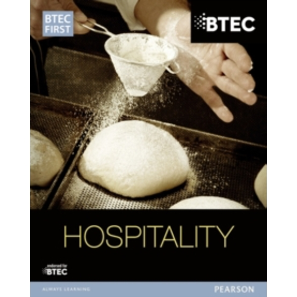 BTEC First in Hospitality Student Book