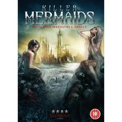 Killer Mermaids DVD