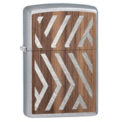 Zippo Woodchuck Sweep Windproof Lighter