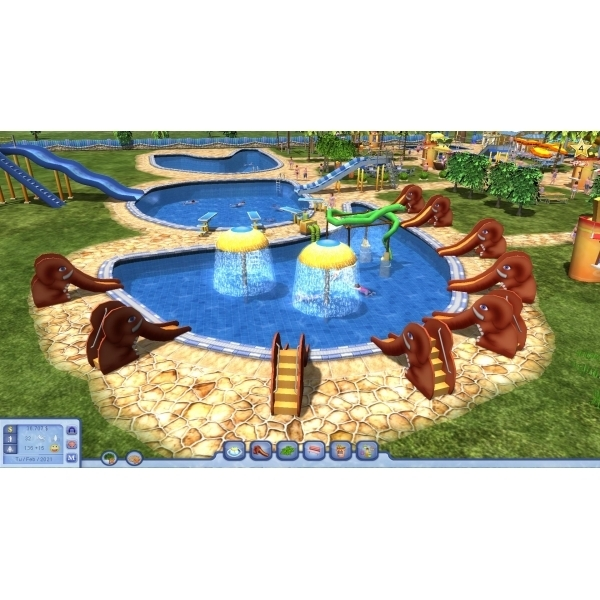 Water Park Tycoon PC CD Key Download for Excalibur - Image 3
