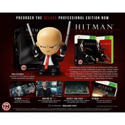 Hitman Absolution Deluxe Professional Edition Game Xbox 360