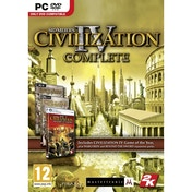 Sid Meier's Civilization IV 4 Complete Game PC