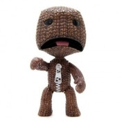"Little Big Planet Sackboy Scared 6"" Figure"