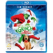 The Grinch Blu-ray (Region Free)