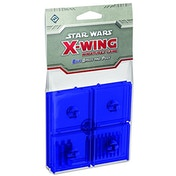 Star Wars X-wing Bases and Pegs Accessory Pack - Blue Board Game