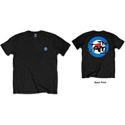 The Jam - Target Logo Men's XX-Large T-Shirt - Black