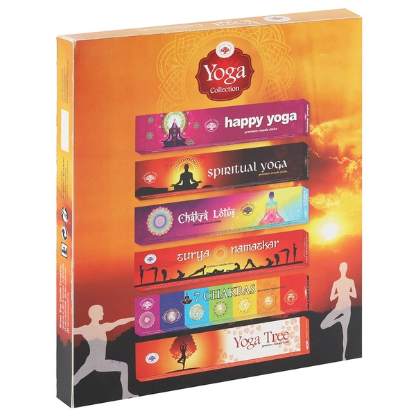 Green Tree Yoga Collection Incense