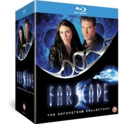 Farscape The Definitive Collection Seasons 1-4 Blu-ray