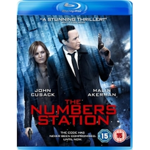 Numbers Station Blu - Ray