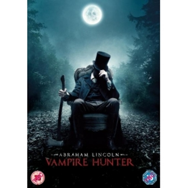Abraham Lincoln Vampire Hunter DVD - Image 2