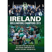 Ireland RBS 6 Nations Champions 2015 DVD