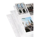 Hama Photo Sleeves, DIN A4, for 8 photos with a size of 10x15cm, white, 10 pcs