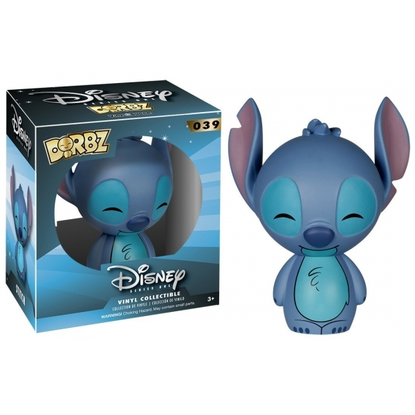 Stitch (Disney Lilo and Stitch) Funko Dorbz Vinyl Figure	 - Image 1