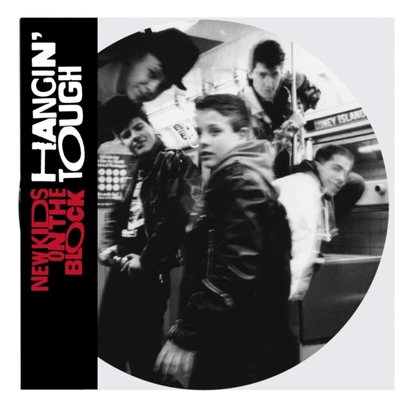 New Kids On The Block - Hangin' Tough Picture Disc Vinyl