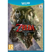 The Legend Of Zelda Twilight Princess HD Solus Wii U Game