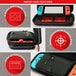 Nintendo Switch Officially Licensed Mario Odyssey Deluxe Travel Case - Image 4